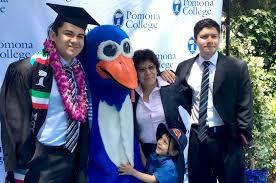 families pomona college in claremont california pomona college