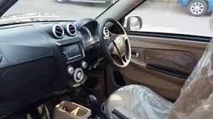Mahindra Reva E20 Interior Mahindra E2o Plus Front Interior Youtube