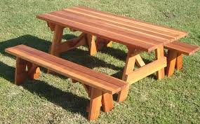 furniture cheap picnic tables luxury picnic tables best redwood