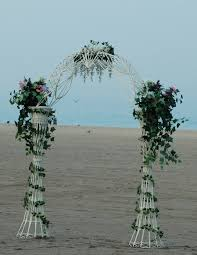 Wedding Arches Made Twigs My Wedding Arch It Looks Like Wicker But Made Of Fiberglass It