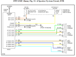 2008 gmc wiring diagram pickup with the bose stereonavdvd