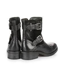 black biker boots buffalo biker boots in black buy online in buffalo online shop