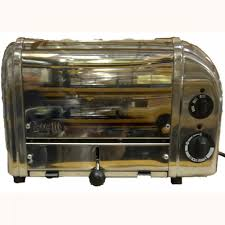 Duralit Toaster Dualit 4 Slice Toaster With Proheat U0026 28mm Extra Wide Slots