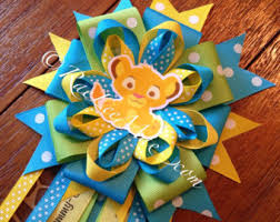 lion king themed baby shower lion king corsage etsy
