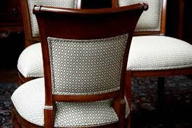 furniture wonderful fabric upholstered dining chairs photo