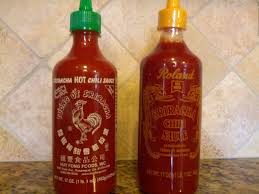 sriracha bottle sriracha chili sauce comparison