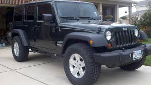 jeep wrangler all terrain tires my jeep wrangler jk largest tires can fit on stock jk wranglers