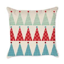 decorative pillows tree pillow cover
