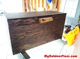 Diy Toy Box Plans by Diy Toy Box Myoutdoorplans Free Woodworking Plans And Projects