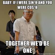 Asian Teacher Meme - the best asian pick up line