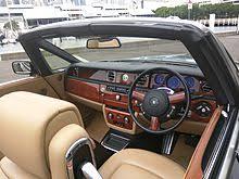Rolls Royce Phantom Interior Features Rolls Royce Phantom Drophead Coupé Wikipedia