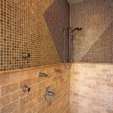 Bathroom Shower Tile Ideas Bathroom Tile Shower Ideas Trellischicago