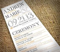 printing wedding programs 14 best wedding programs images on printable
