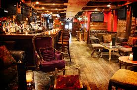 playwright 35th bar and restaurant great for group parties nyc