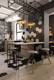 Kitchen Design Tiles Walls by Best 25 Small Apartment Interior Design Ideas Only On Pinterest