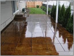 paint for patio concrete design ideas why choose concrete for your project