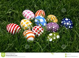 painted easter eggs painted easter eggs stock photography image 19211712