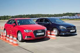 audi a3 vs mercedes a class audi a3 sportback vs mercedes a class