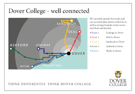 Eurostar Route Map by Location U2013 Dover College