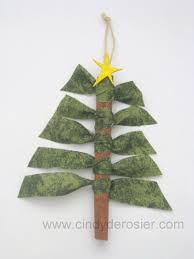 cindy derosier my creative life cinnamon stick tree ornaments