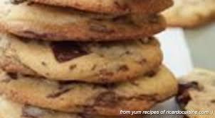 ricardo cuisine com biscuits moelleux aux brisures de chocolat les meilleurs ricardo