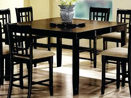 bar high dining table tall dining room tables sets endearing dining room decoration