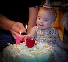baby s birthday baby s birthday stock photo image of smiling 53973060