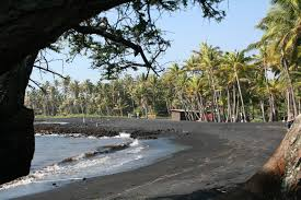 Black Sand Beaches by File Punaluu Black Sand Beach Hawaii Usa3 Jpg Wikimedia Commons