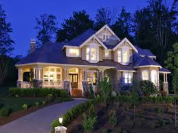 craftsman house plans with large porches