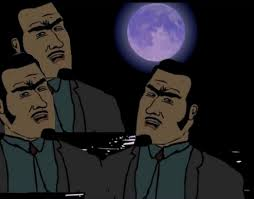 Three Wolf Moon Meme - cool three wolf moon meme awoooo three wolf moon know your meme three wolf moon meme png