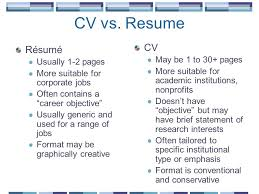 Creative Online Resume Builder by Amusing Cv Vs Resume 13 For Online Resume Builder With Cv Vs