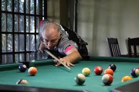 game not over for pool grandmaster lowvelder