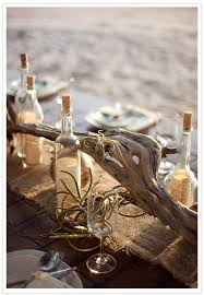 driftwood centerpieces setting a table with driftwood and succulent centerpieces inspires