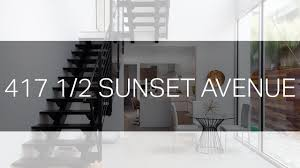 fabulous venice new construction tri level home 417 1 2 sunset