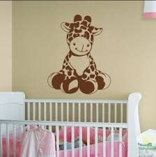 Nursery Decor Stickers 25 Baby Room Wall Decor Design Inspiration Of Best 25