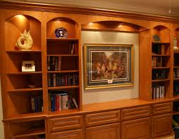 Bookshelves And Cabinets by Home Office Desk Cabinets Furniture And Library Shelves