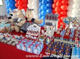 Nautical Theme Babyshower - nautical baby shower invitations decorations themed ideas