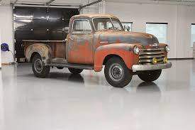 Classic Chevy Dump Trucks - 1949 chevrolet 3100 installing modern suspension in an early