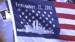 9 11 Remembrance Flag Major League Baseball Reflects On 9 11 Victims Mlb Com