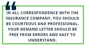 how to write an effective demand letter mccormick u0026 murphy
