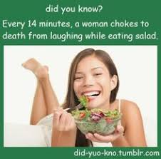 Salad Meme - women laughing alone with salad salad hilarious and memes