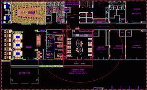 interior layout dwg office interior design dwg