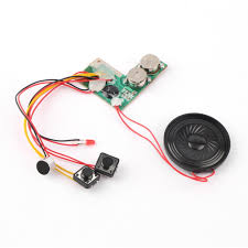 oh recordable voice module for greeting card music sound talk chip