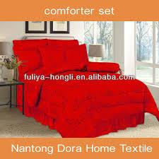 Dora Comforter Set Saudi Arabia Bedding Set Saudi Arabia Bedding Set Suppliers And
