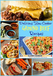 Dinner Casserole Ideas 267 Best Slow Cooker Ground Beef Recipes Images On Pinterest