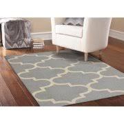silver area rugs walmart com