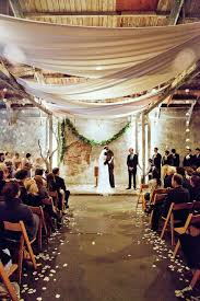 Ceiling Draping For Weddings Diy Best 25 Warehouse Wedding Ideas On Pinterest Marry Me West