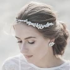 how to wrap wedding hair best 25 headband wedding hair ideas on pinterest wedding