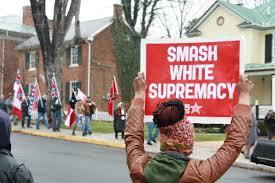 Giant Confederate Flag Dueling Lexington Parades Show Stark Political Divide Wmra And Wemc