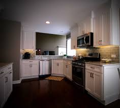 Wood Floor Ideas For Kitchens Cabinets Light Inspirations Also Fascinating Kitchen With